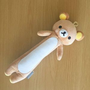 Japanese San-X Rilakkuma Teddy Bear Pencil Case